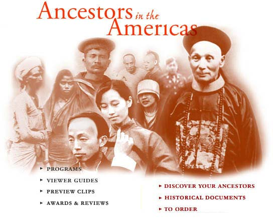 Ancestors in the Americas: Asian American History series